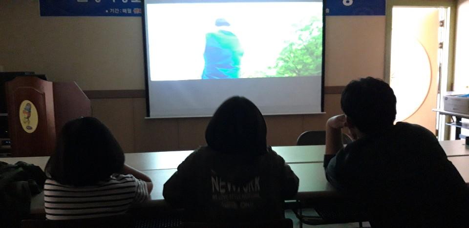 밀청문작은영화관